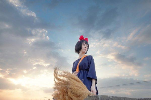 Kiki Cosplay by 阿布学姐