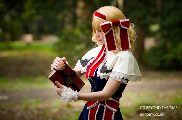 Touhou Cosplay by Nonomy