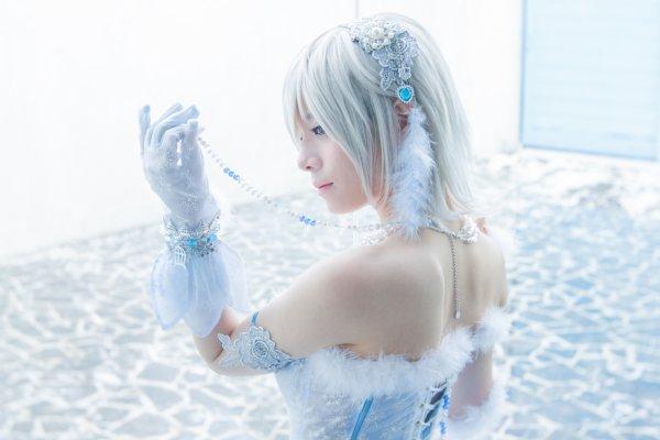 Anastasia Cosplay by Usakichi