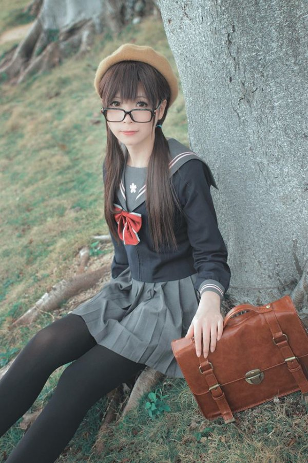JK Cosplay by Crome Moe