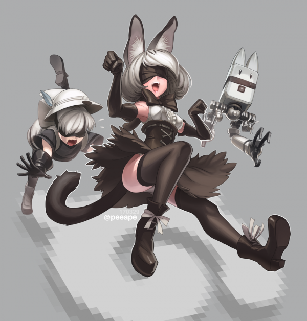 Automata Friends