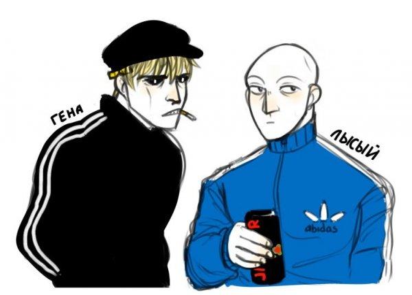 Сайтама и Генос в России