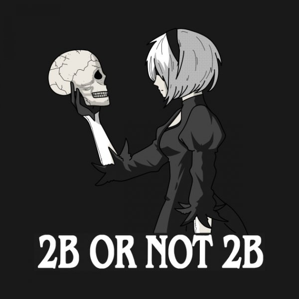 Cosplay battle: 2B or not 2B?!