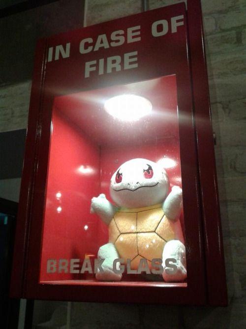 Пожаротушитель