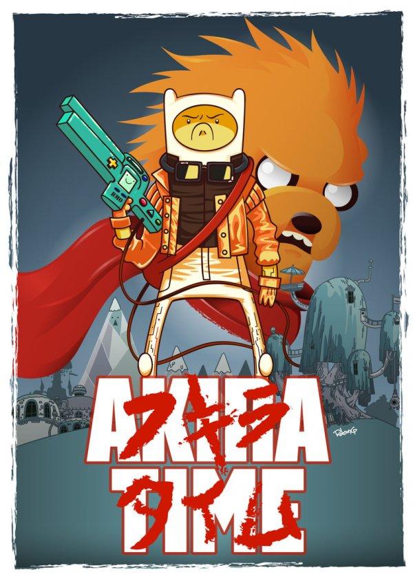 Akira Time