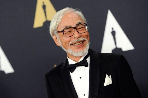 Хаяо Миядзаки вернулся в кинематограф ради внука