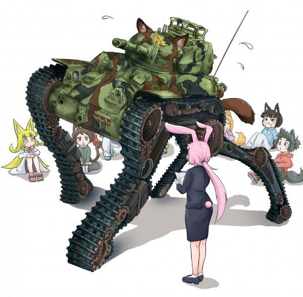 Фурри-танк