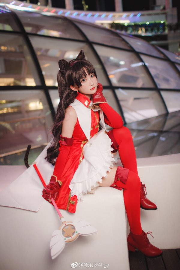 Rin Tohsaka (Fate/Kaleid Liner Prisma Illya) Cosplay by Aliga