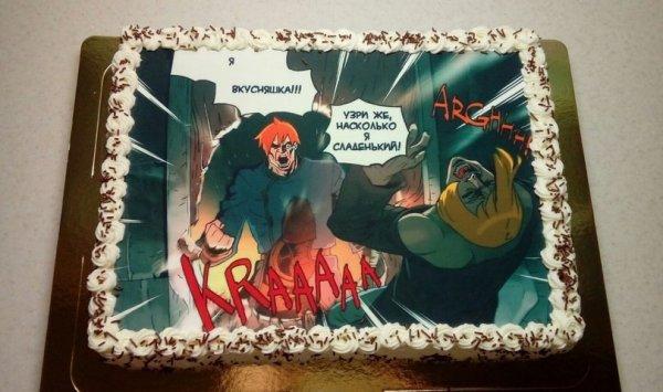 Тортик ◠‿◠
