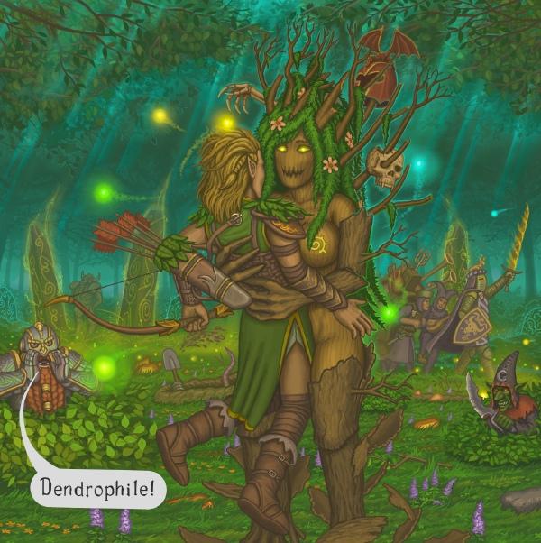 Что только не растёт в лесу