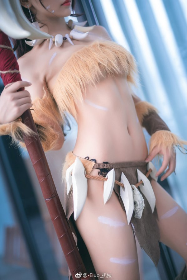 Nidalee Cosplay by Eiuo_扒拉