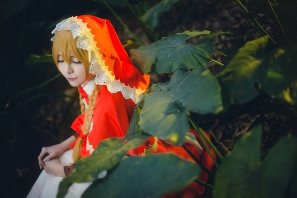 Little Red Riding Hood by Crome Moe