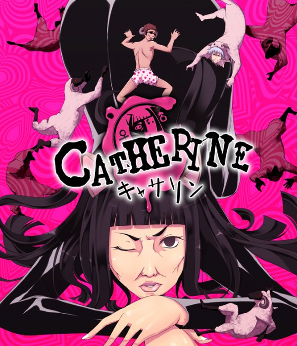 Catherine Cover Parody part 2