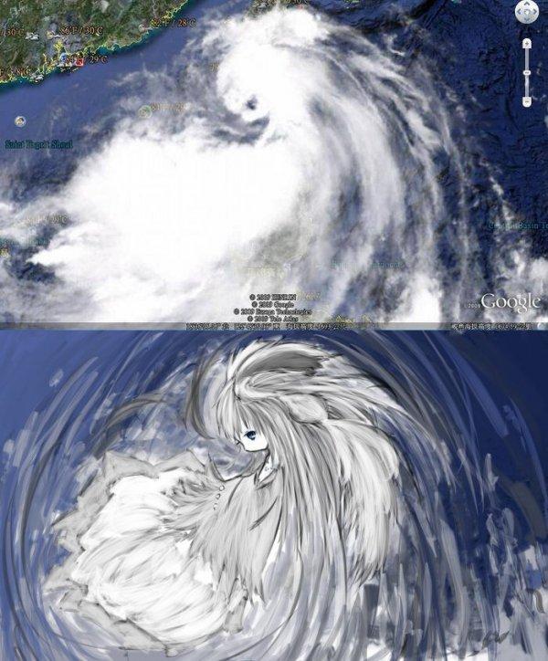 Тайфун-тян