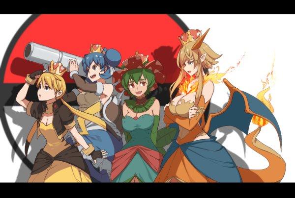 Карманные Принцесы