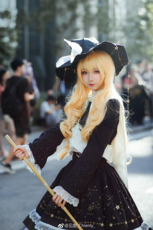 Marisa Kirisame Cosplay by Ruruko