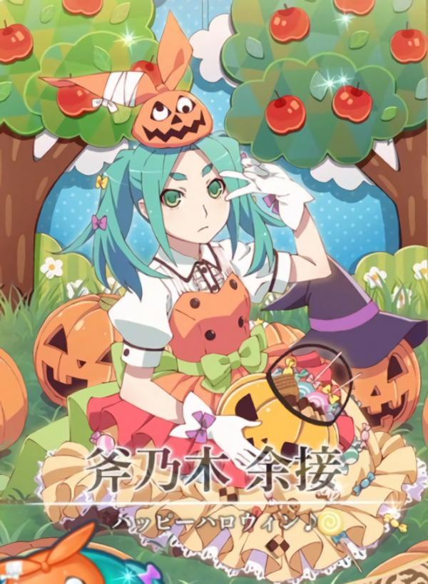 Хэллоуин с Моногатари