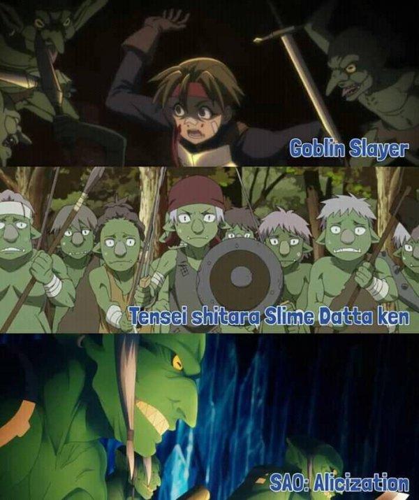 Аниме-осень такая зелёная