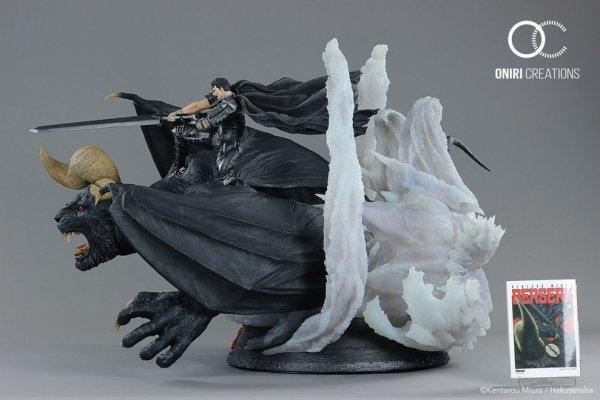 Berserk - Emperor Ganishka - Guts - Zodd - Diorama - 1/6 от Oniri Créations
