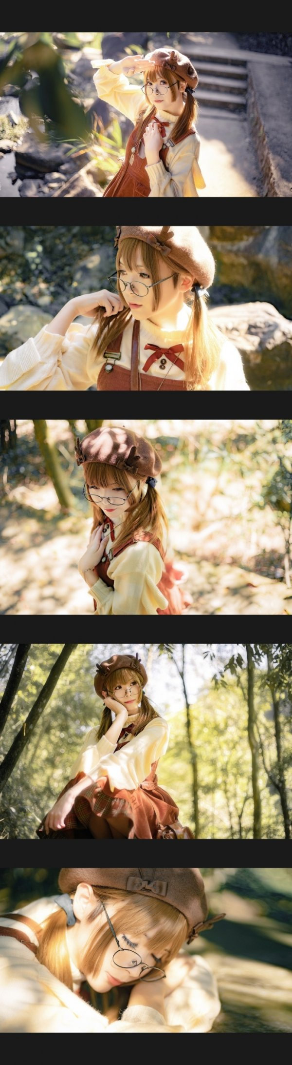 Original Cosplay by Crome Moe