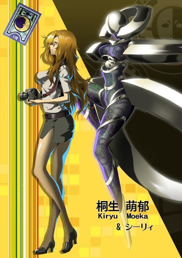 Steins; Gate X Persona