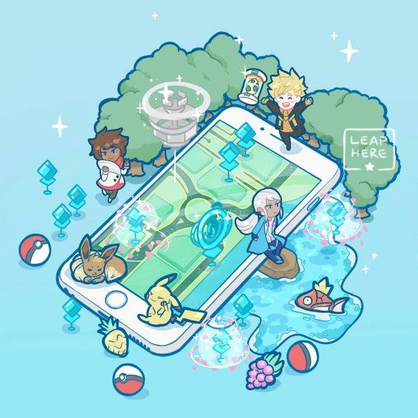 Pokemon игры