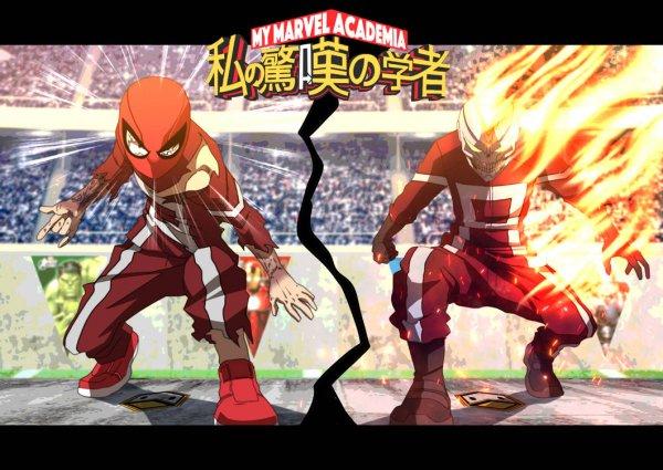 My Marvel Academia 2