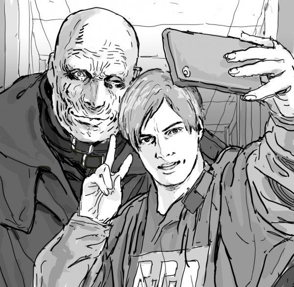Коротко о Resident Evil 2 Remake