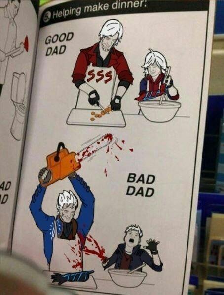Хороший-плохой отец