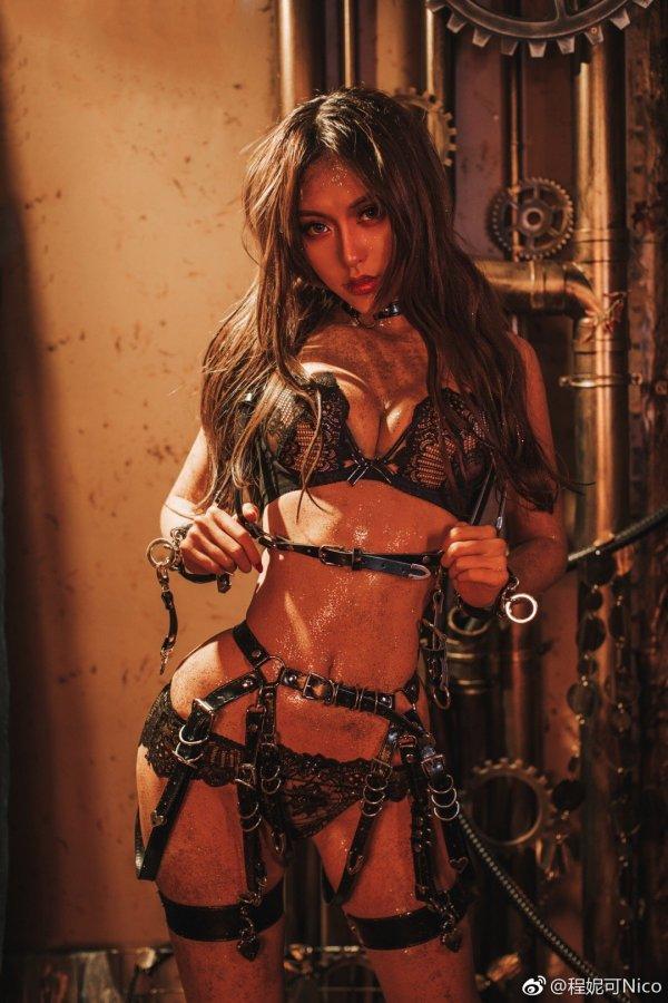 Original Cosplay by 程妮可Nico