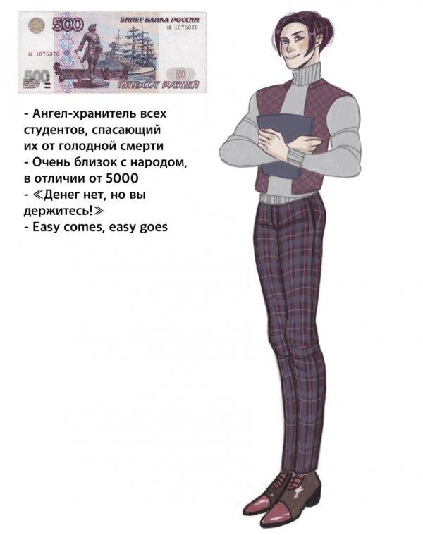 Пятихатка-кун