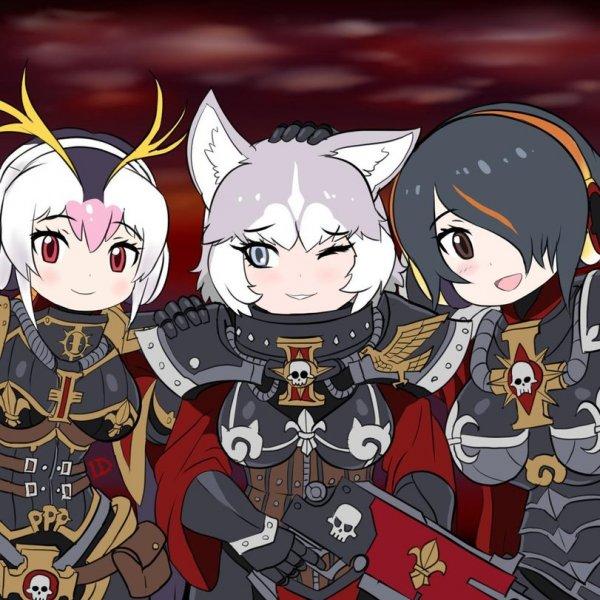 Kemono Inquisitors