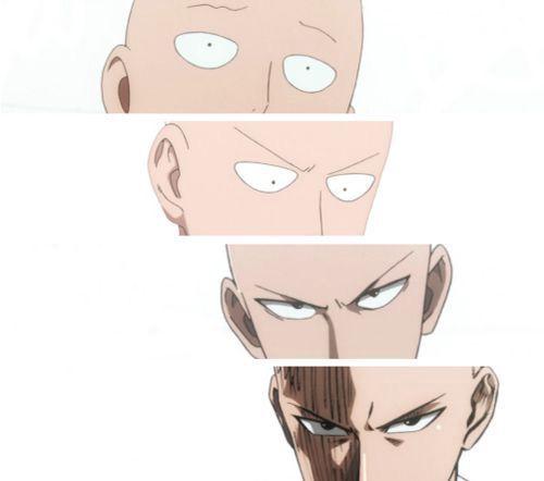 Такой разный Сайтама