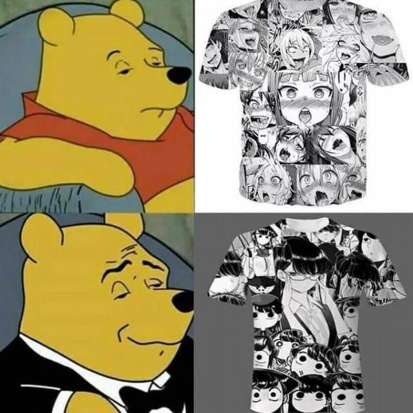 Коми-сан футболка
