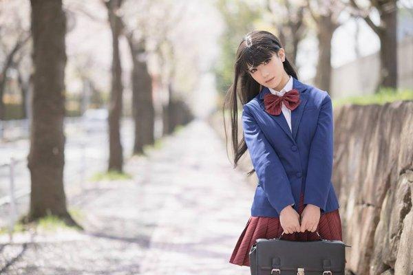 Komi-san Cosplay