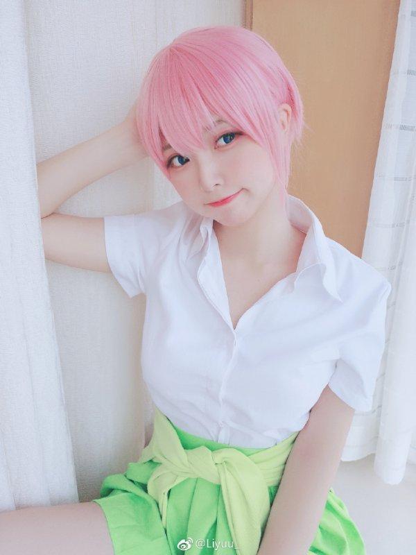 Go-Toubun_no_Hanayome Cosplay by Liyuu