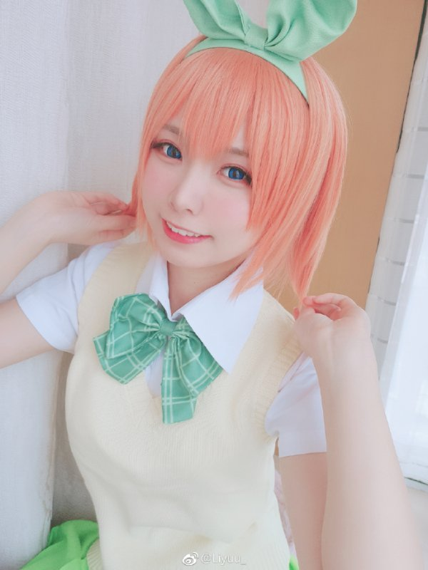 Go-Toubun_no_Hanayome Cosplay by Liyuu