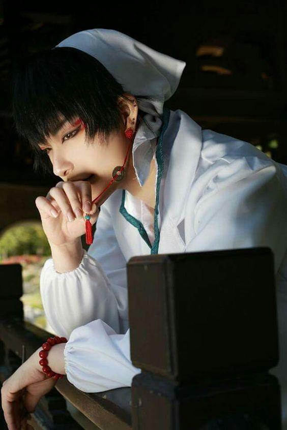 Hoozuki no Reitetsu Cosplay