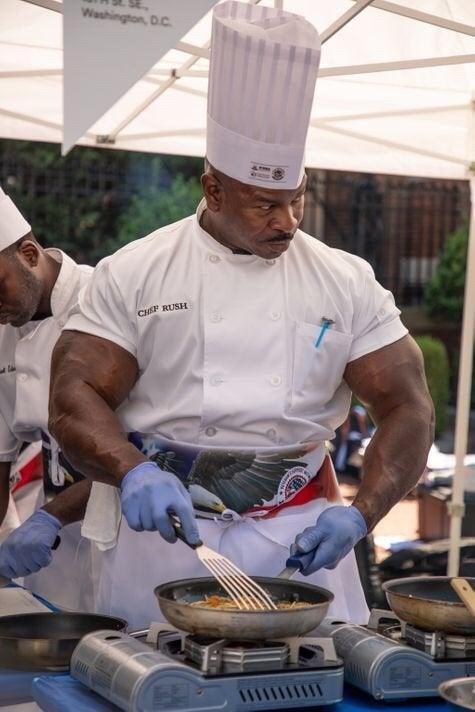 Как выглядил бы повар-боец Сома, если выходил на Netflix