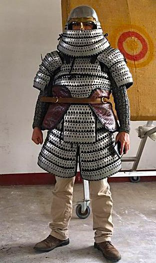 Song-Jin Armor, 12th century