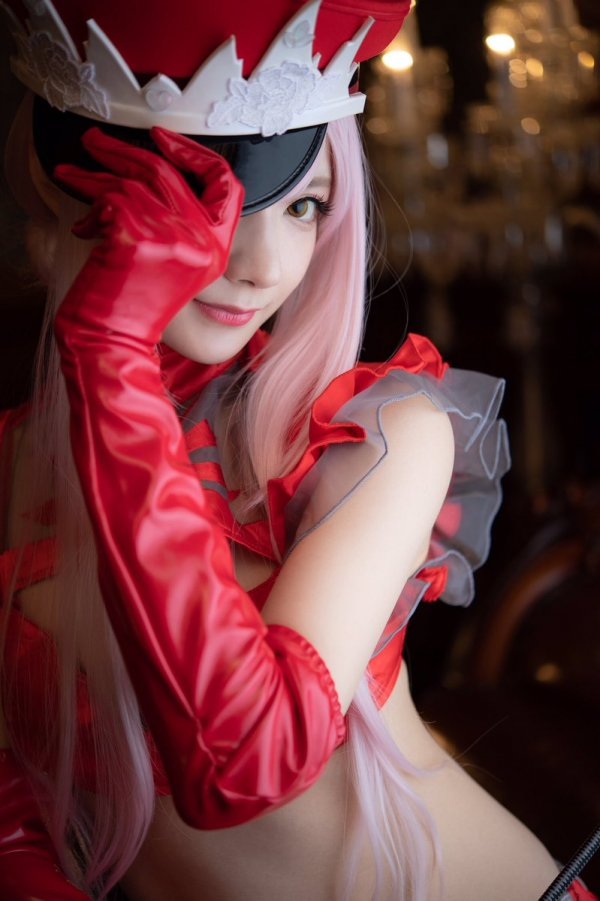 Medb Cosplay by lapinAngelia