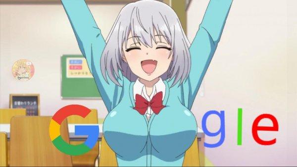 Google-senpai