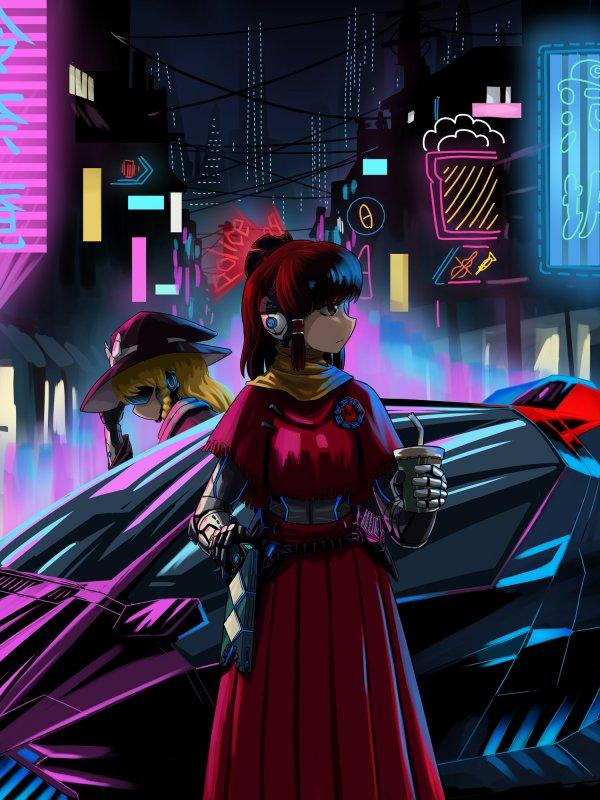 CyberTouhou 2077