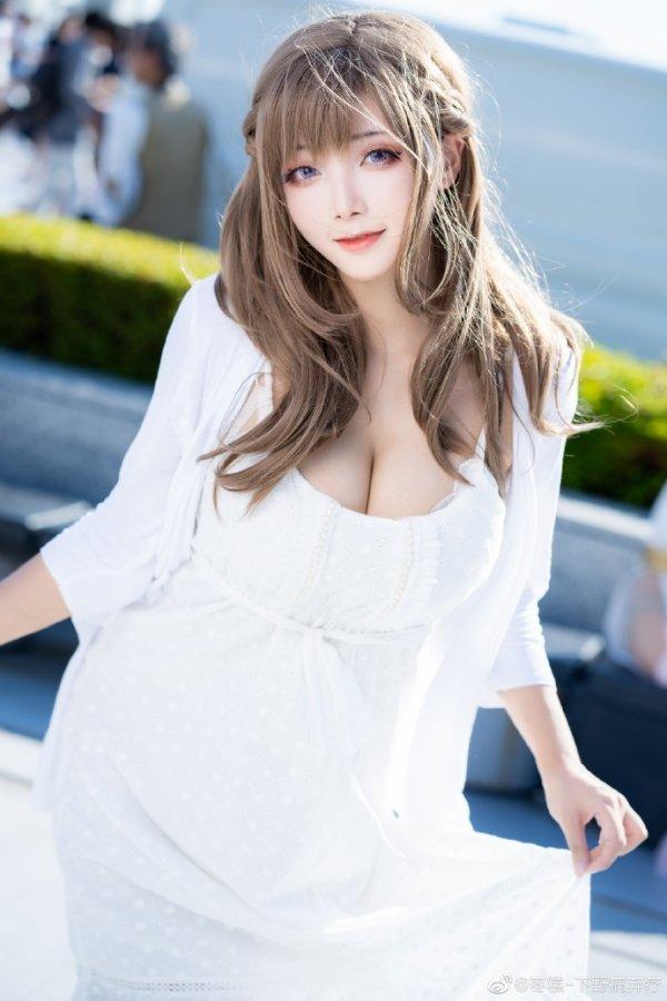 Косплей Мамако-сан