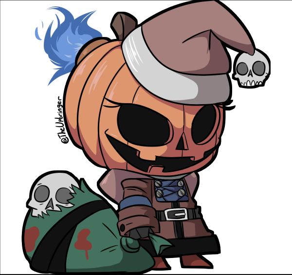 Spooky Padoru