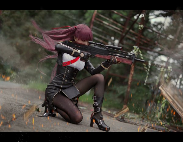 Girls Frontline Cosplay by Eki Holic
