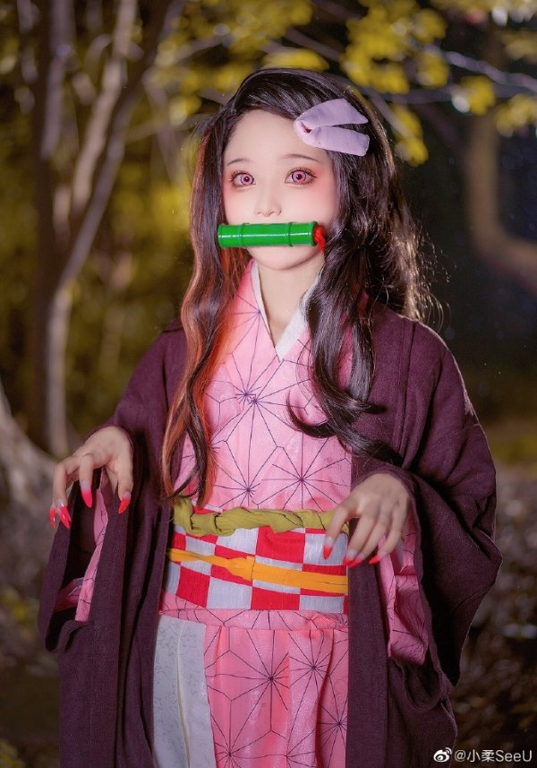 Nezuko Cosplay by SeeU