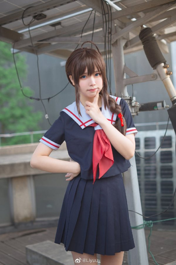 Shigure Cosplay by Liyuu