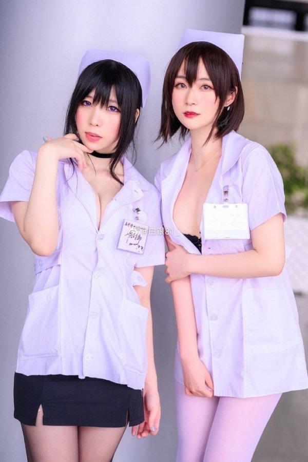 Косплей медсестер