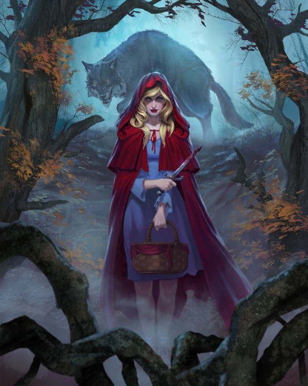 little red riding hood _ 1